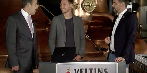 Promotion veltins Live stream | IFBBW