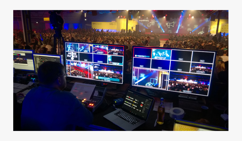 Live Streaming Anbieter