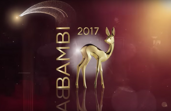 Socialmedia Video vom bambi 2017 | IFBBW