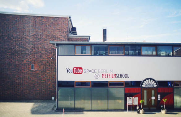 Berlins Youtube Space